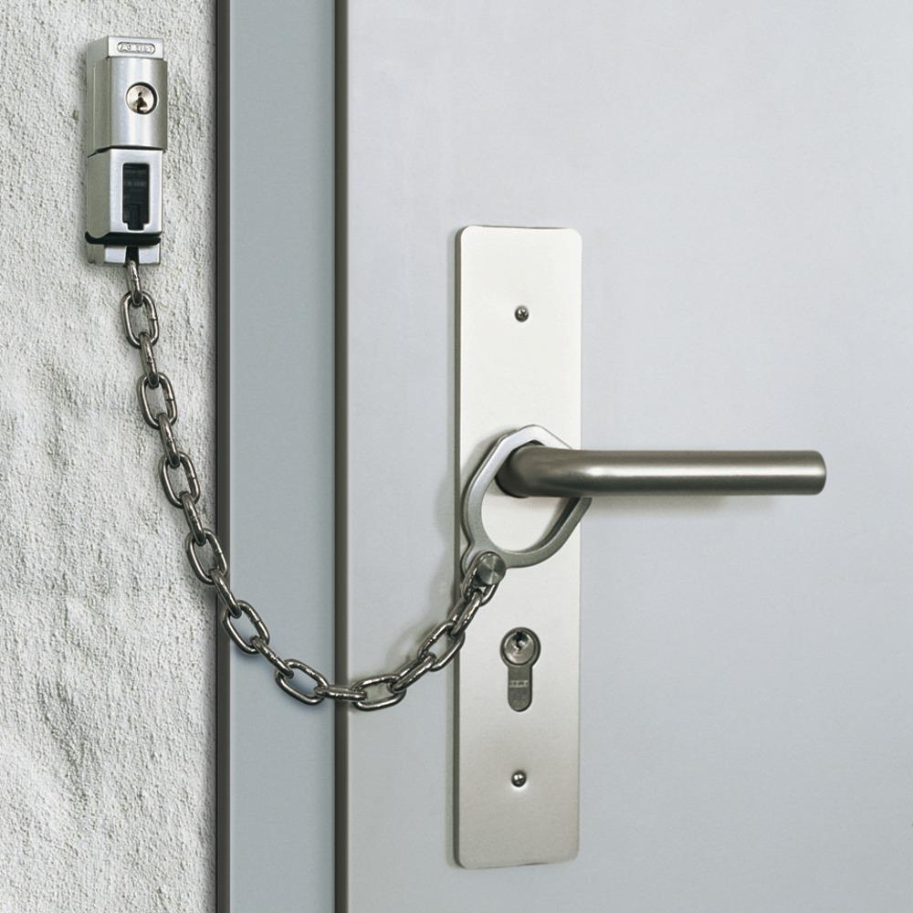 Abus cha ne de porte sk99 21542 for Alarme porte entree