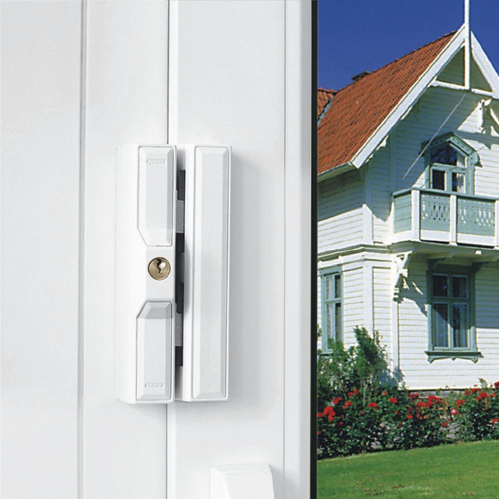 abus fenster zusatzsicherung fts88 w ek 10753. Black Bedroom Furniture Sets. Home Design Ideas