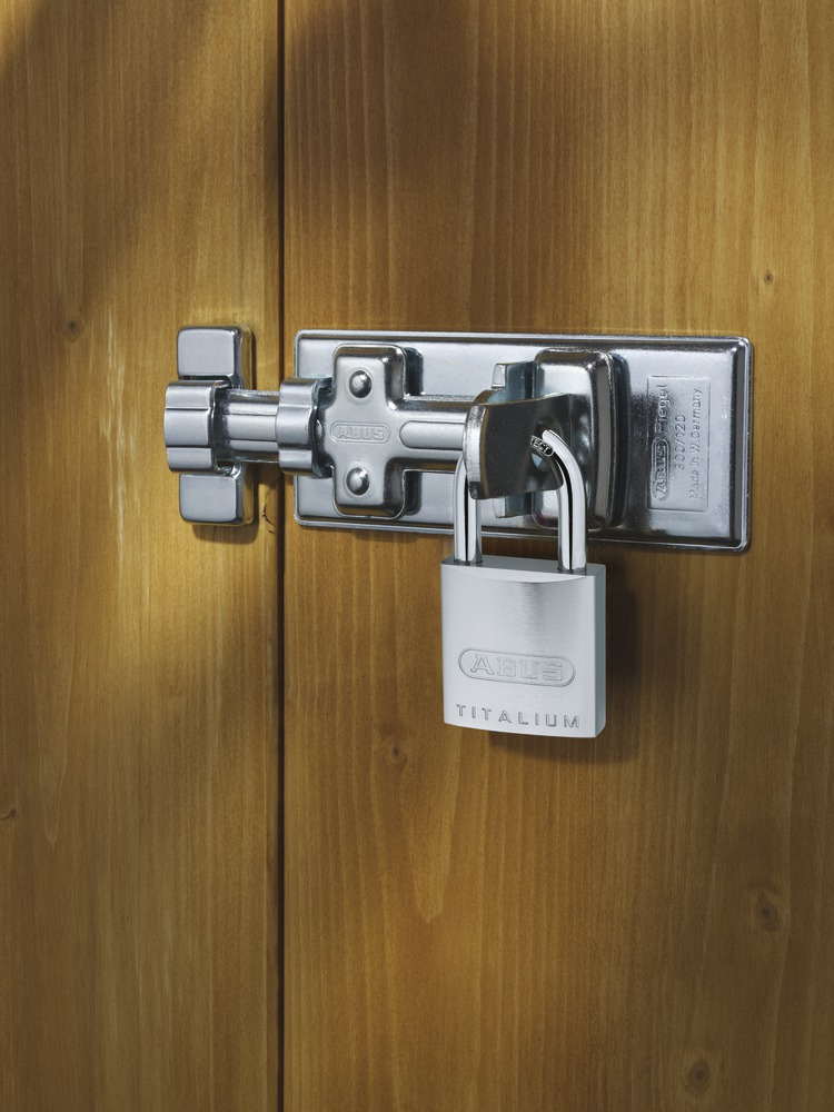 abus padlock 86ti 55 without cylinder 58500. Black Bedroom Furniture Sets. Home Design Ideas