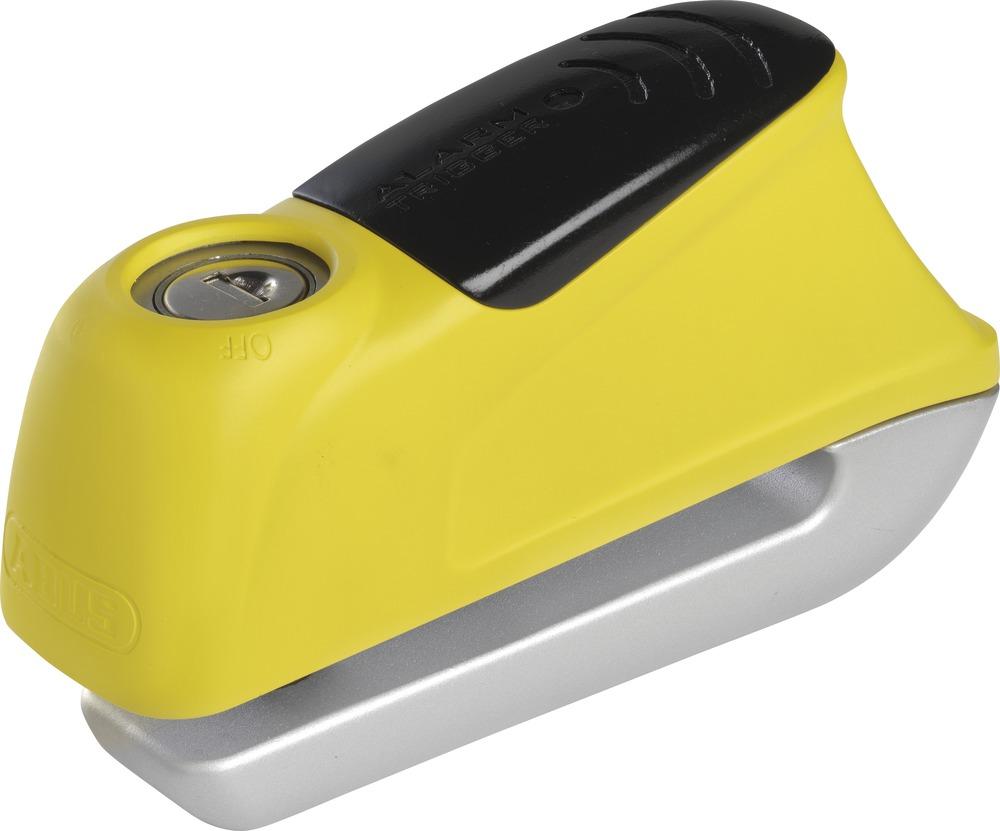 Abus Brake Disc Lock 350 Trigger Alarm Red 55972