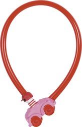 Cable Lock 1505/55 pink