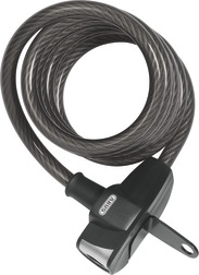 Coil Cable Lock 670/180LL + URB