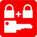 Una llave cierra varios candados