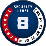 Level 8 | ABUS GLOBAL PROTECTION STANDARD ®  | Ein höherer Level entspricht mehr Sicherheit