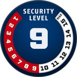 Level 9 ABUS GLOBAL PROTECTION STANDARD ® A higher level means more security