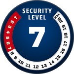 Level 7 ABUS GLOBAL PROTECTION STANDARD ® A higher level means more security
