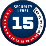 Level 15 ABUS GLOBAL PROTECTION STANDARD ® A higher level means more security
