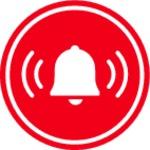Antivol offrant une fonction d'alarme à 100 dB