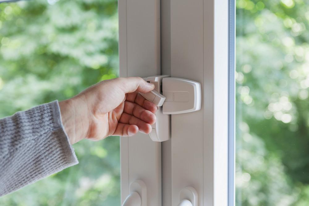 Häufig ABUS Fenster-Zusatzsicherung DFS95 (310102001000) ME55
