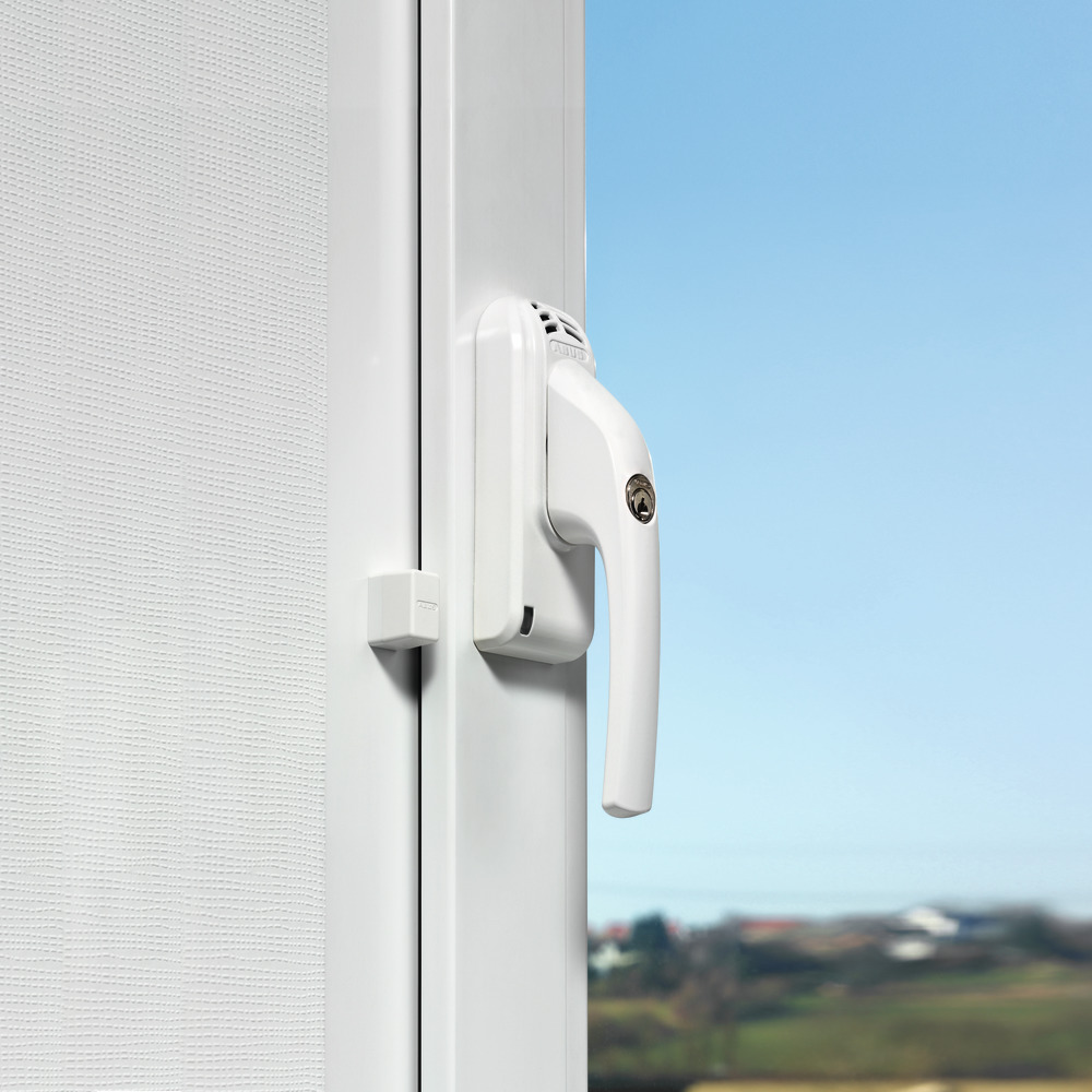 Offers protection against window break-ins. Abus Expandable Window Grille