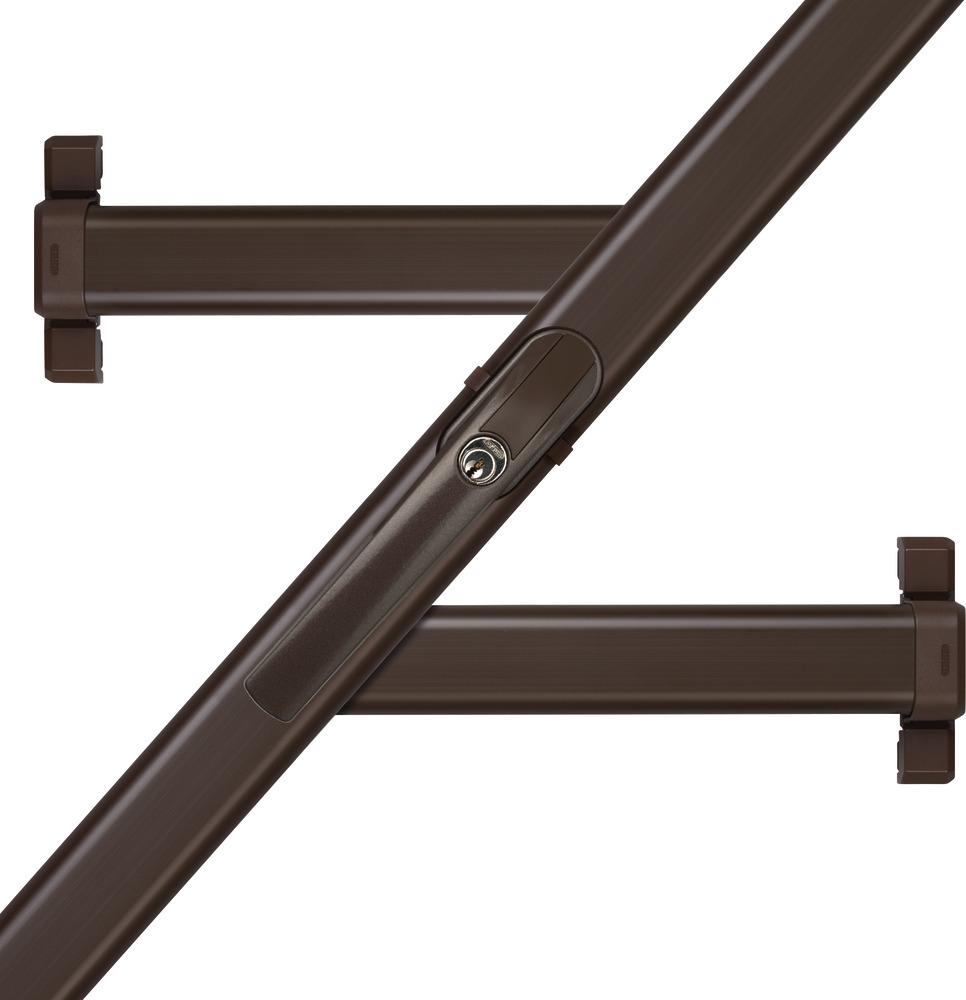 abus fenster stangenschloss fos550 b vs ek 11922. Black Bedroom Furniture Sets. Home Design Ideas