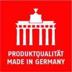Produktqualität Made in Germany