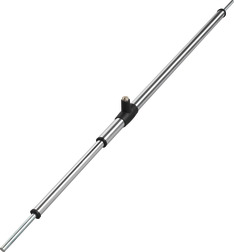 Telescopic bar TELE-Z 100 Chr. kd.