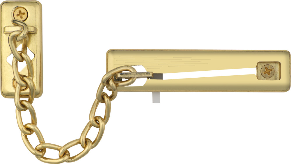 Abus cha ne de porte sk69 01386 - Chaine de securite pour porte ...