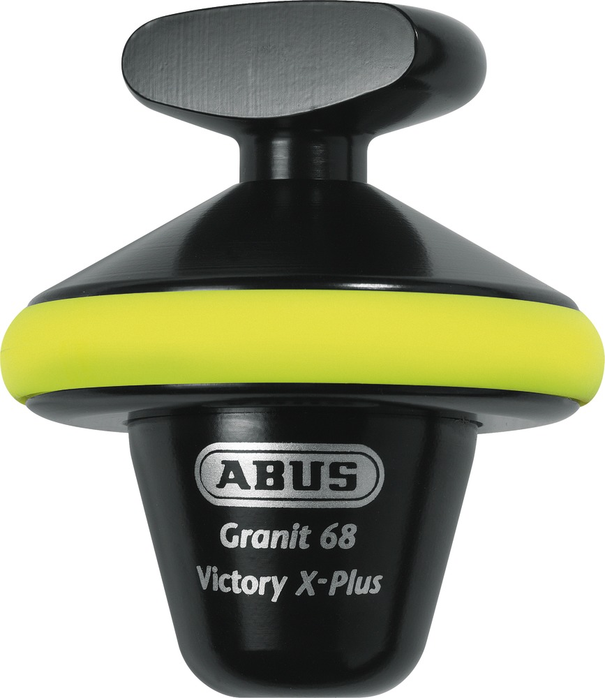 abus brake disc lock granit victory xplus 68 500301011000. Black Bedroom Furniture Sets. Home Design Ideas