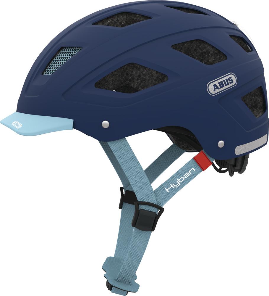 abus bike helmet hyban core 520104012003. Black Bedroom Furniture Sets. Home Design Ideas