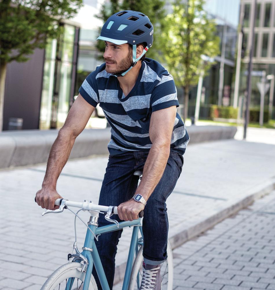 Abus Bike Helmet Hyban Core 520104012003