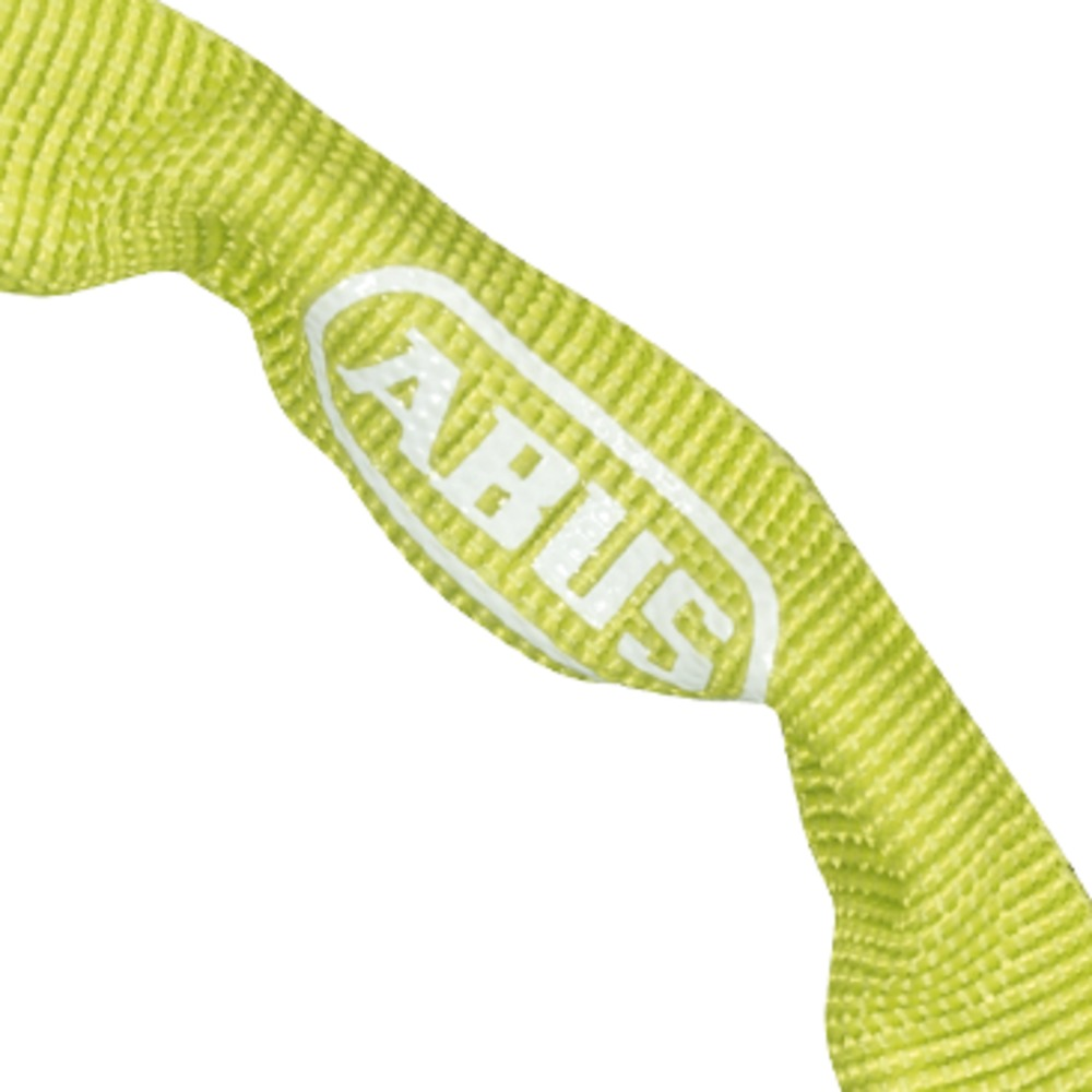 Web colors lime - Chain Lock 1200 Web Lime Detail