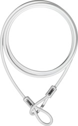 Steel cable Cobra 10/200 white