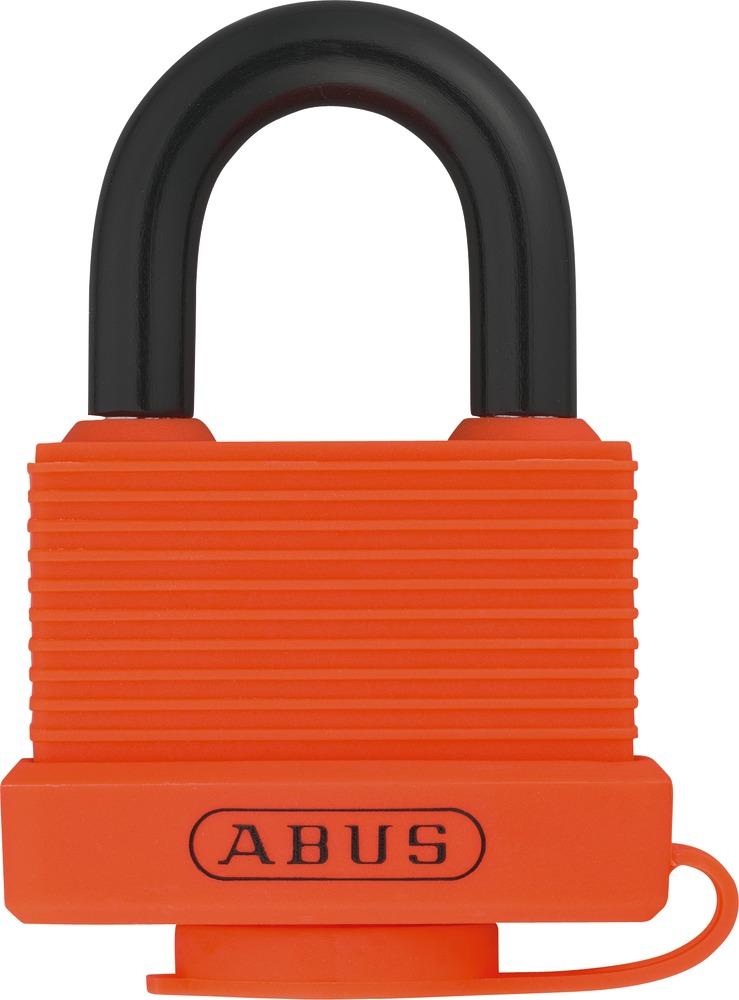abus padlock aluminum 70al 100101001000. Black Bedroom Furniture Sets. Home Design Ideas