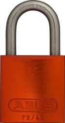 Aluminiumslot 72IB/40 orange KD