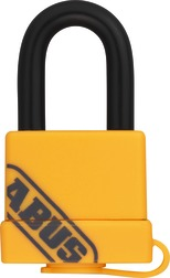 Padlock brass 70/35 yellow