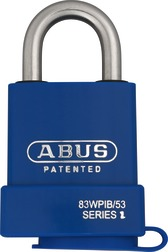 Padlock brass 83 Submariner