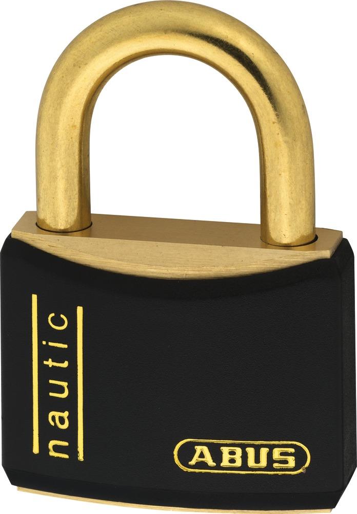 abus padlock brass t84mb 100106027000. Black Bedroom Furniture Sets. Home Design Ideas
