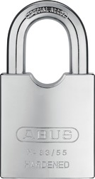 Padlock Steel Rock 83/55 & 83CS/55