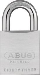 Padlock brass 83 Eighty Three
