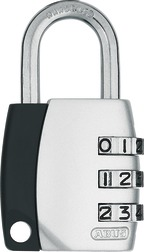 Combination Lock 155/30 with EAN Combination Padlock