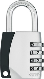 Combination Lock 155/40 with EAN Combination Padlock