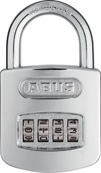 Cijferslot 160/40 B/SB Combination Padlock