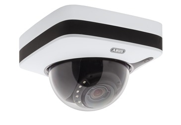 Outdoor IP Dome IR 4 MPx Camera (2.8 - 8 mm)