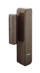 Secvest Small Wireless Magnetic Contact (brown)