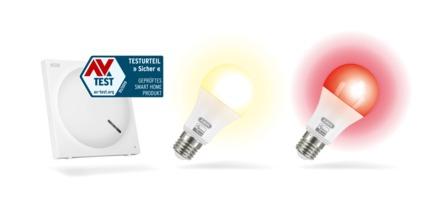 ABUS Smartvest Erweiterungs-Set Z-Wave Beleuchtungssteuerung