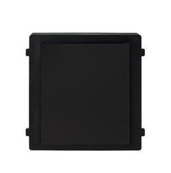 Leermodul-Blende für Türsprechanlage