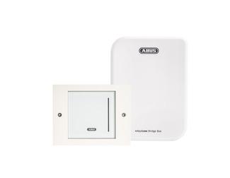 WLX Pro Wall Reader-Set IP44 Intrusion weiß