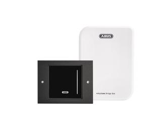 WLX Pro Wall Reader-Set IP44 Intrusion schwarz
