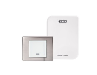 WLX Pro Wall Reader-Set IP67 Intrusion weiß