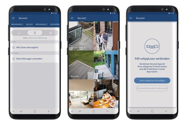 Secvest App (Android)