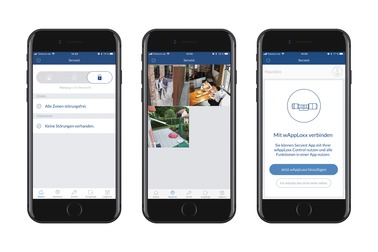 Secvest App (iOS)