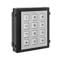 Nummerntastatur-Modul für Türsprechanlage (Edelstahl)