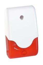 Draht-Kombisignalgeber (rot)