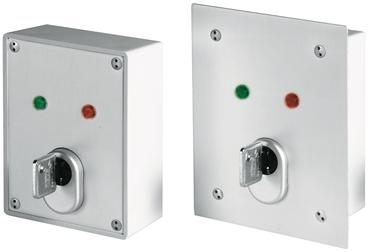 UP-Schlüsselschalter