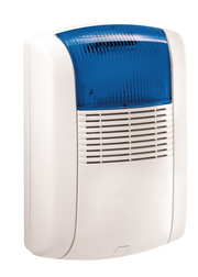 Kompaktalarmierung (blau)