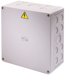 Leistungsnetzteil für Außenbereich 24 V AC
