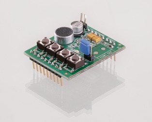 Sprachmodul für GSM-Interface II/III