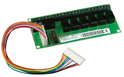 Relay Board for Terxon SX/MX, 8 Outputs