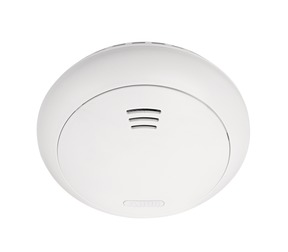 Smartvest Wireless Smoke/Heat Detector